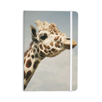 "Angie Turner ""Giraffe"" Animal Everything Notebook"