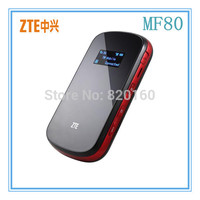 ZTE MF80 WIFI Unlocked 42Mbps DC-HSPA+ mobile hotspot router