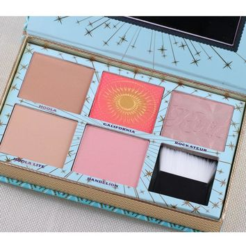 Professional Beauty On Sale Make-up Stylish Hot Sale Hot Deal Eye Shadow Blush Contour Make-up Palette [11552233164]