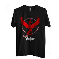 Team Valor Men Tshirt tee