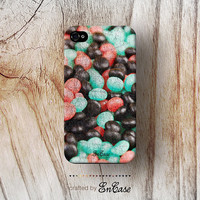 Antique pastel candy, Mobile accesories, 3D-sublimated, iPhone 4, iPhone 4S, iPhone 5 case.