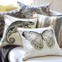 Luxe Critter Pillow Collection