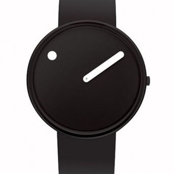 Rosendahl Picto Analog Watch 40mm Black