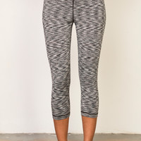 MARLED CROPPED POWER LEGGING