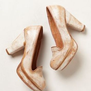 Briar Platforms by Bed Stu Nude 8.5 Shoes