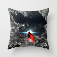 Ad lucem (Towards the light) Throw Pillow by D77 The DigArtisT | Society6