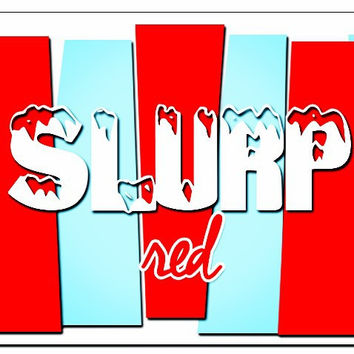 Slurp Red - Slurp E Liquid