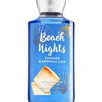 Shower Gel Beach Nights - Summer Marshmallow
