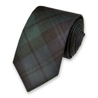 High Cotton | Black Watch Wool Tartan Necktie