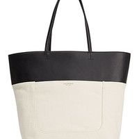 Isaac Mizrahi Lillian Double Handle Tote