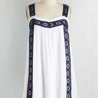 Boho Short Length Tank top (2 thick straps) Shift Delight Up Your Look Dress