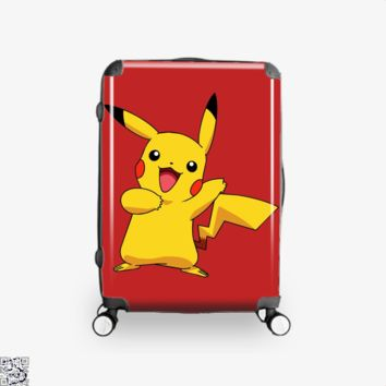 Pikachu, Pokemon Suitcase