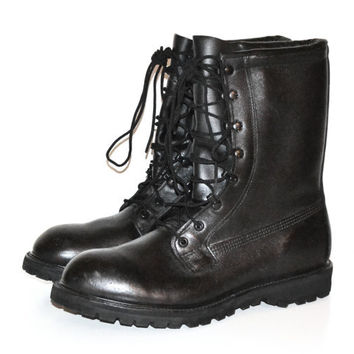 Best Vintage Combat Boots Products on Wanelo