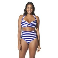 Women's Plus-Size Mix and Match Collection - Cobalt Blue