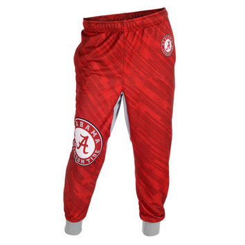 Alabama Crimson Tide Official NCAA Men's Jogger Pants