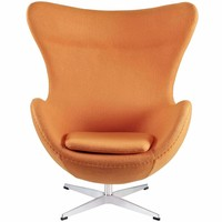 Glove Wool Lounge Chair EEI-142