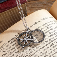 Magnifying Pendant Necklaces