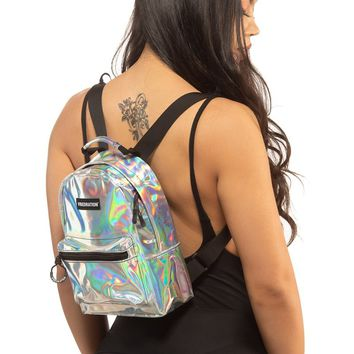 Holla-Graphic Mini Backpack