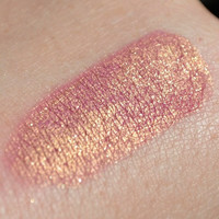 Esmeralda eyeshadow - duochrome pink gold
