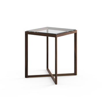 Knoll Marc Krusin Occasional Square Side Table