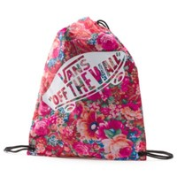 Vans Multi Floral Printed Benched Bag (True White)