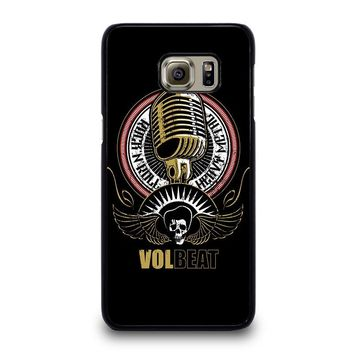 VOLBEAT HEAVY METAL Samsung Galaxy S6 Edge Plus Case Cover