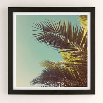 Cassia Beck Autumn Palms Art Print | Urban Outfitters