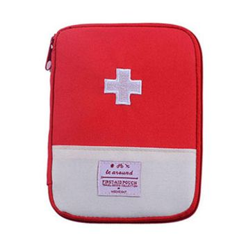 NEW Travel Portable Storage Bag First Aid Emergency Medicine Bag Outdoor Pill Survival Organizer Emergency Kits Package