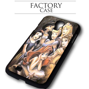 Disney Princess iPhone for 4 5 5c 6 Plus Case, Samsung Galaxy for S3 S4 S5 Note 3 4 Case, iPod for 4 5 Case