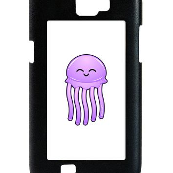Cute Jellyfish Galaxy Note 2 Case  by TooLoud