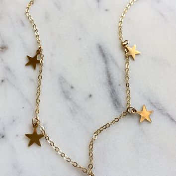 Estrella De Mar Necklace