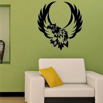 Tribal Eagle Bird Wall Art Sticker Decal D164