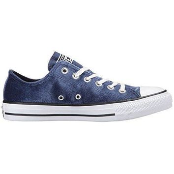Converse Womens Chuck Taylor All Star Ox Velvet Trainers