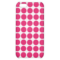 Mini Polka Dots iPhone 5C Case