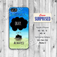 The fault in our stars, John Green, iPhone 5 case, iPhone 5C Case, iPhone 5S case,Phone cases,iPhone 4 Case,iPhone 4S Case, iPhone case JG08