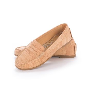 Natural Vegan Cork Shoes