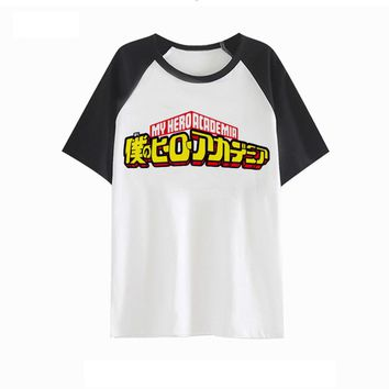 My Hero Academia T-shirts for men
