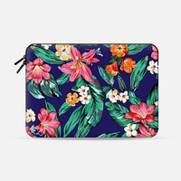 "Aloha from Hawaii Watercolor Macbook Pro 13"" sleeve by Love Lunch Liftoff 