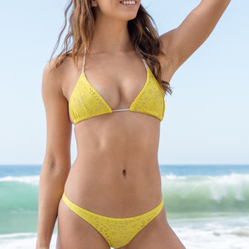 Lolli - Sunshine Triangle Top | Sunshine