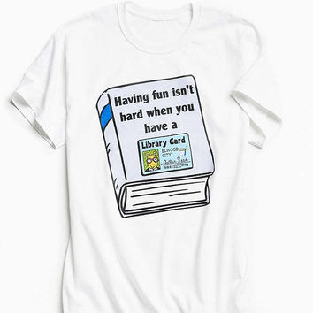 Arthur Book Tee | Urban Outfitters