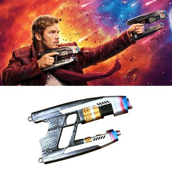 A Pair Guns Cosplay Avengers Infinity War Star Lord Gun Weapon A Pair Handmade Props Adult Halloween Party Prop