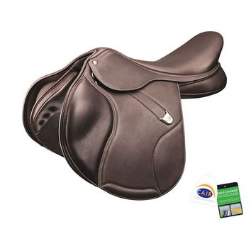 Bates (CAIR) Elevation DS Plus Saddle with Luxe Leather
