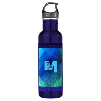 StarBurst Large Poly Stainless Steel Water Bottle