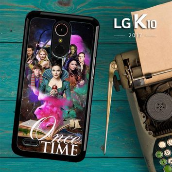 Once Upon A Time E0297 LG K10 2017 / LG K20 Plus / LG Harmony Case