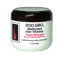 Doo Gro Medicated Hair Vitalizer Triple Strength