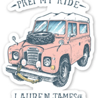 Prep my Ride Sticker