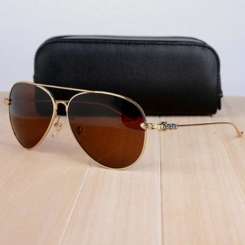 2018 Aviator Sunglasses Men Polarized Fashion Glasses Vintage Anti UV