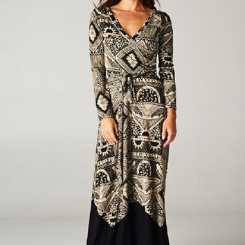 Fall Into My Trance Maxi -- Black
