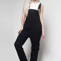 Dylan Overalls - Onyx
