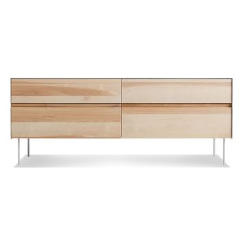 Blu Dot Clad 4 Drawer Dresser
